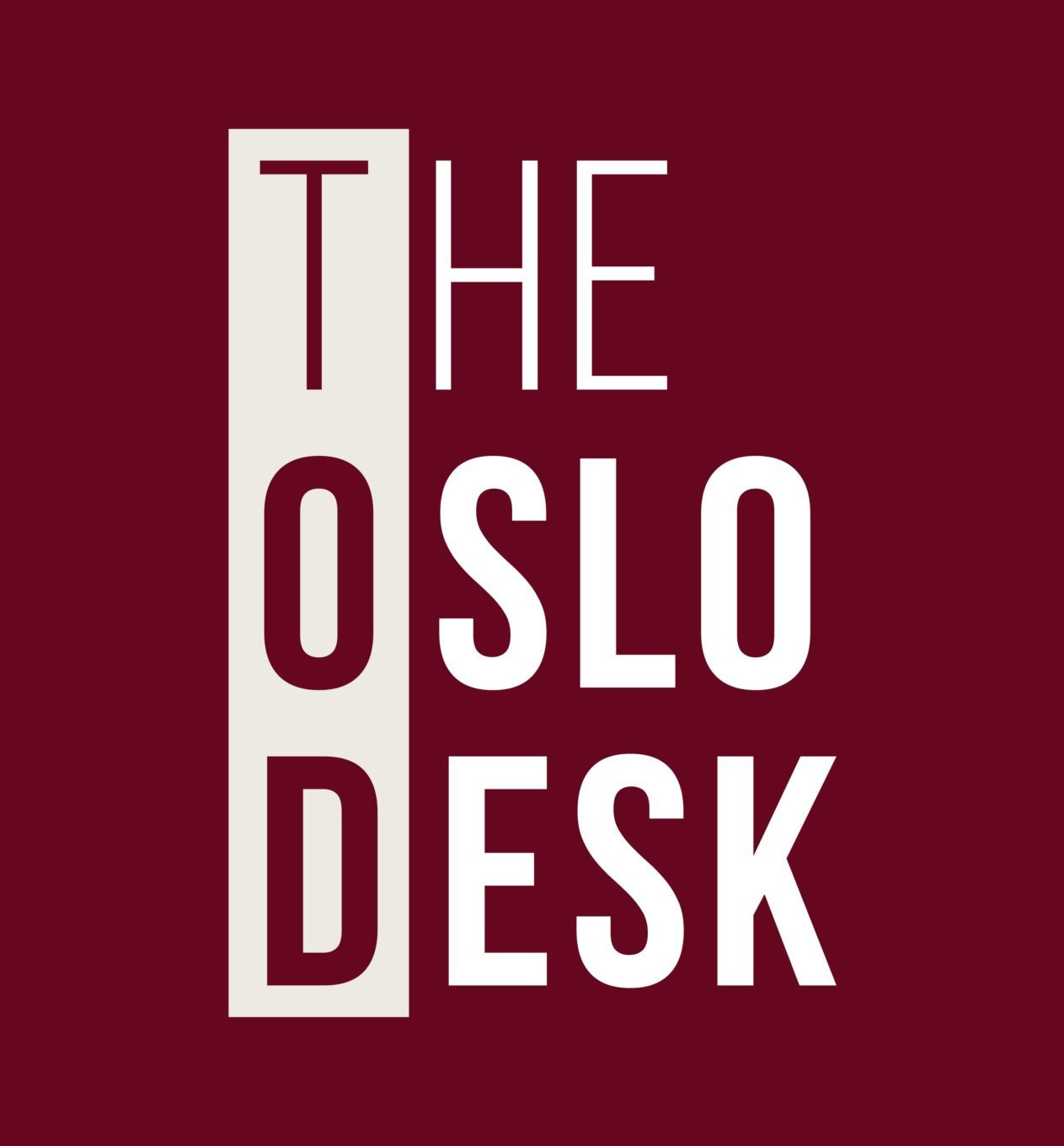 The Oslo Desk