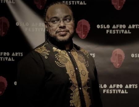 Thomas Talawa Prestø at OAAF2021 By Andre Percey Katombe